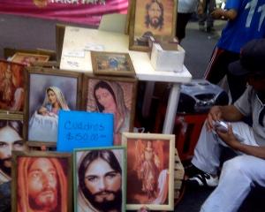 jesus religion iztapalapa mexico city art street vendors