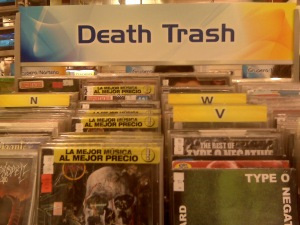mixup record stores plaza delta mexico city death trash music