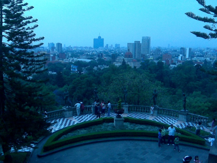 chapultepec castle mexico city