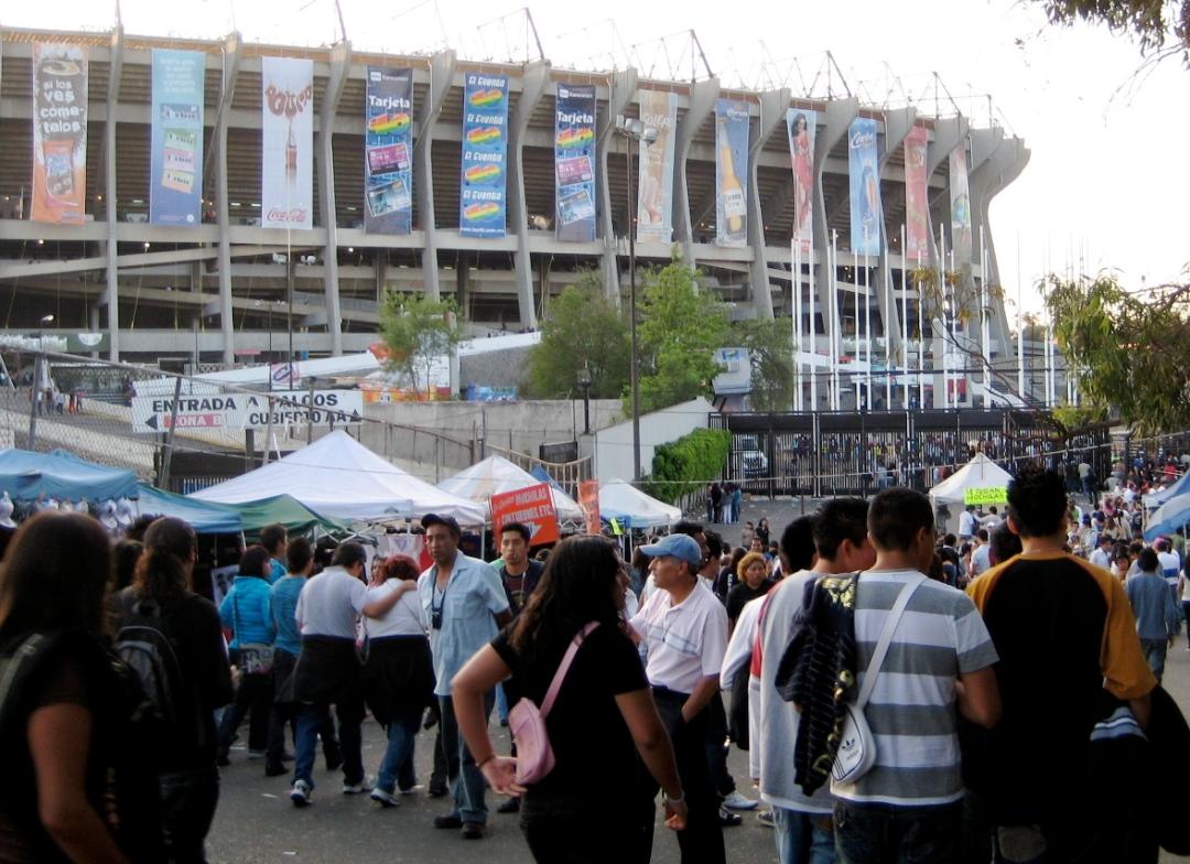 estadio azteca aztec stadium