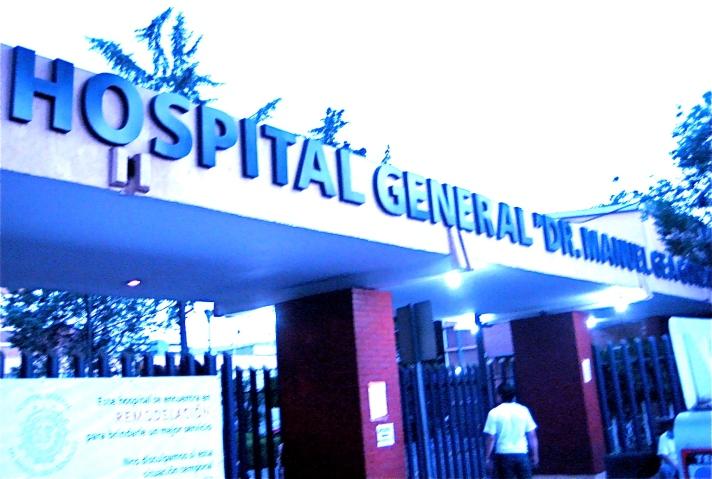 Hospital in Tlalpan, Mexico City