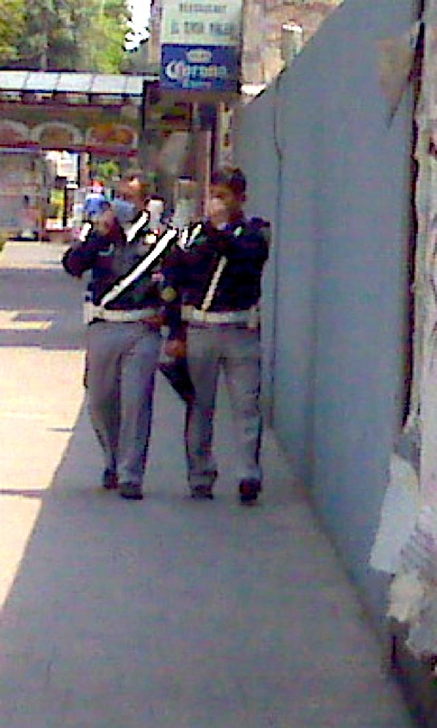 swine_cops law enforcement swine pigs flu influenza johnny law five-o mexico city low-wage labor
