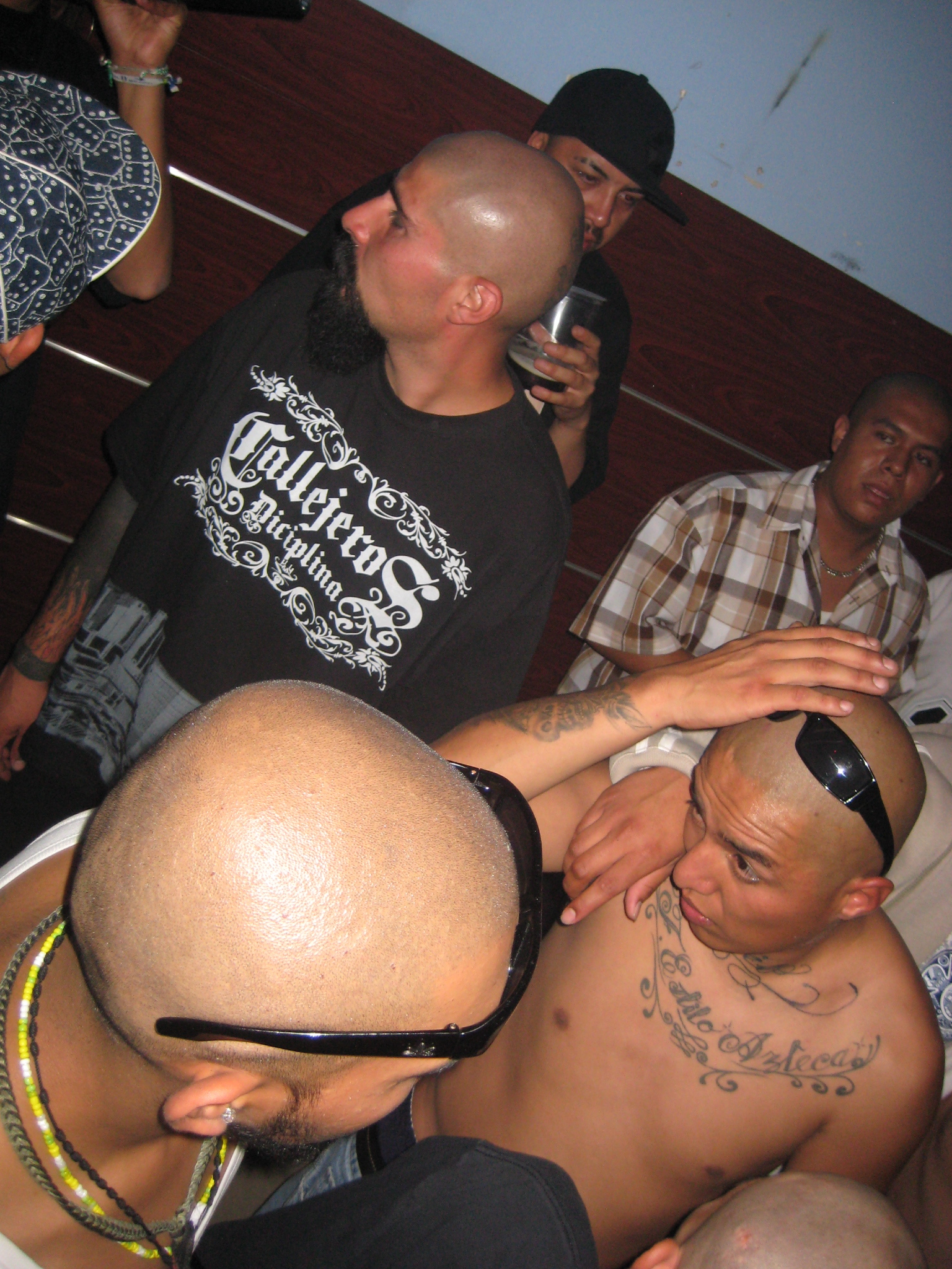 Mexican Cholo Gay Gangster