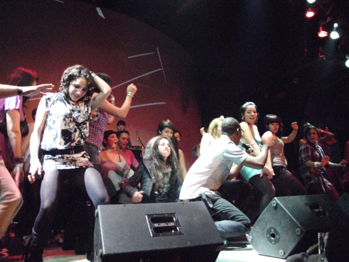 Buraka Som Sistema Nov. 2009 Mexico City