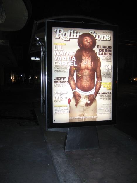 lil wayne rappers prison