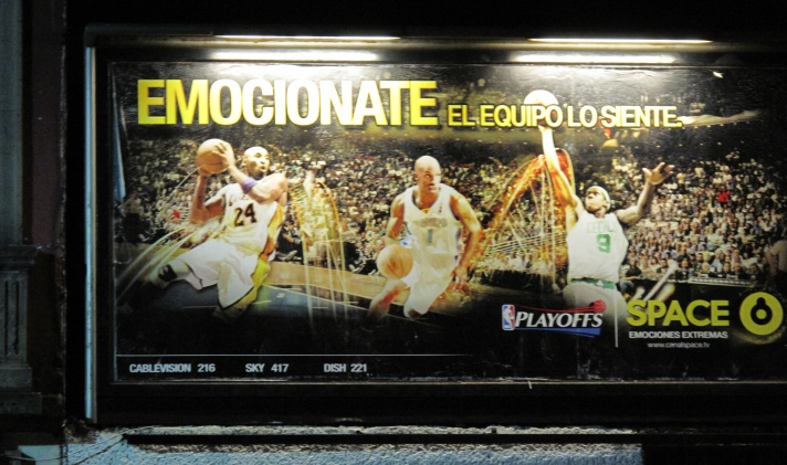 basketball ads in mexico